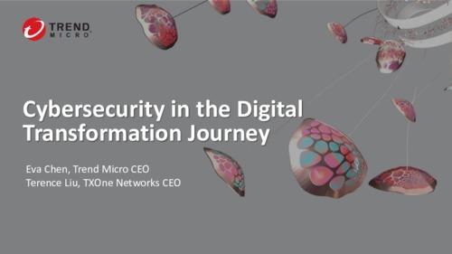 Cybersecurity in Digital Transformation Journey