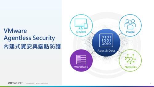 為關鍵應用負載建立原生、高效的進階安全威脅防護